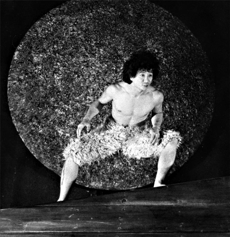 Randall Duk Kim in A MIDSUMMER NIGHT'S DREAM, courtesy of Yale Repertory Theatre