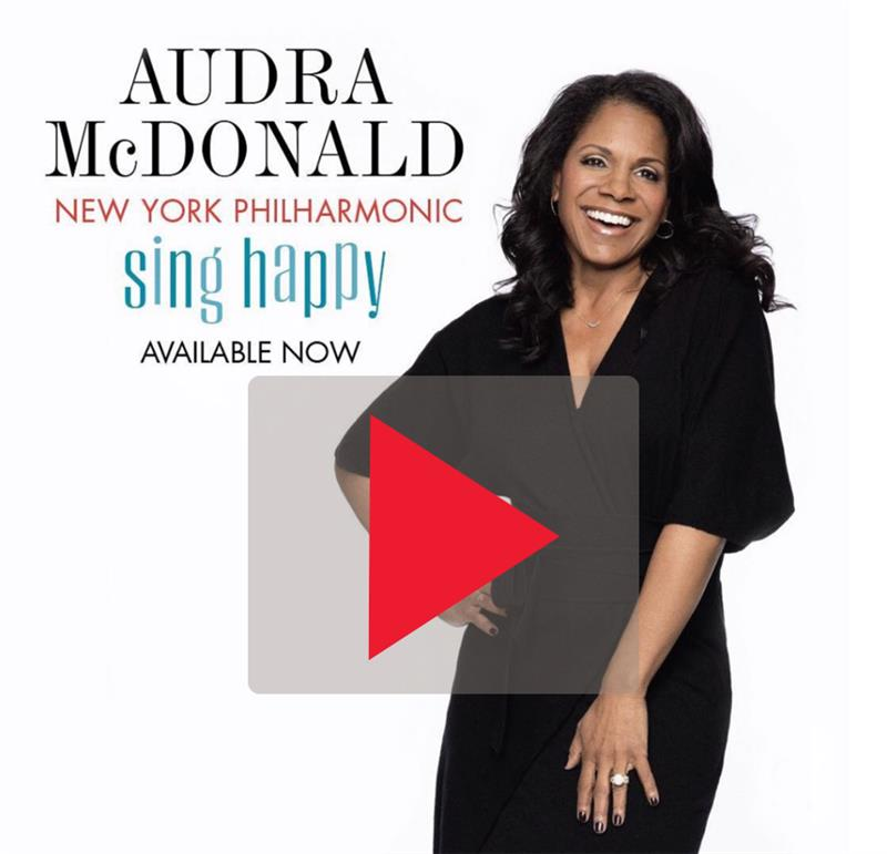 Audra McDonald: Sing Happy