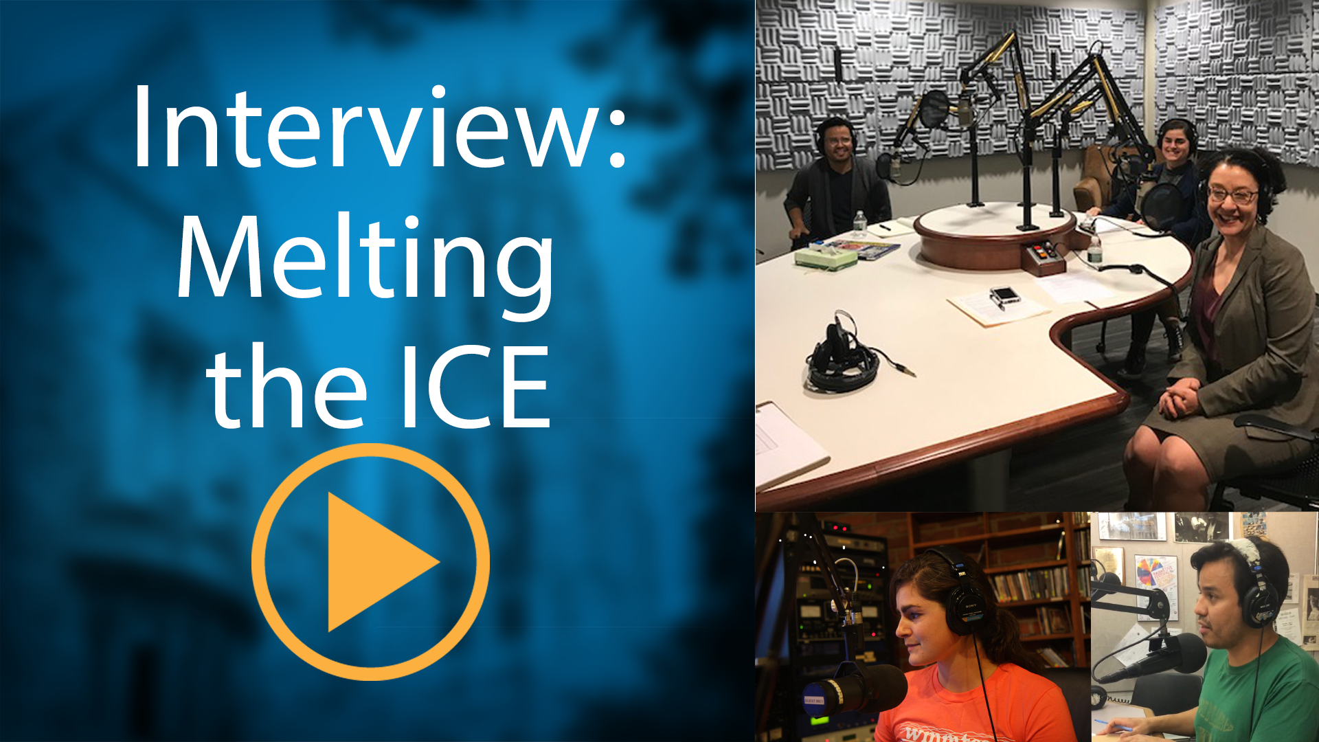Interview: Melting the Ice